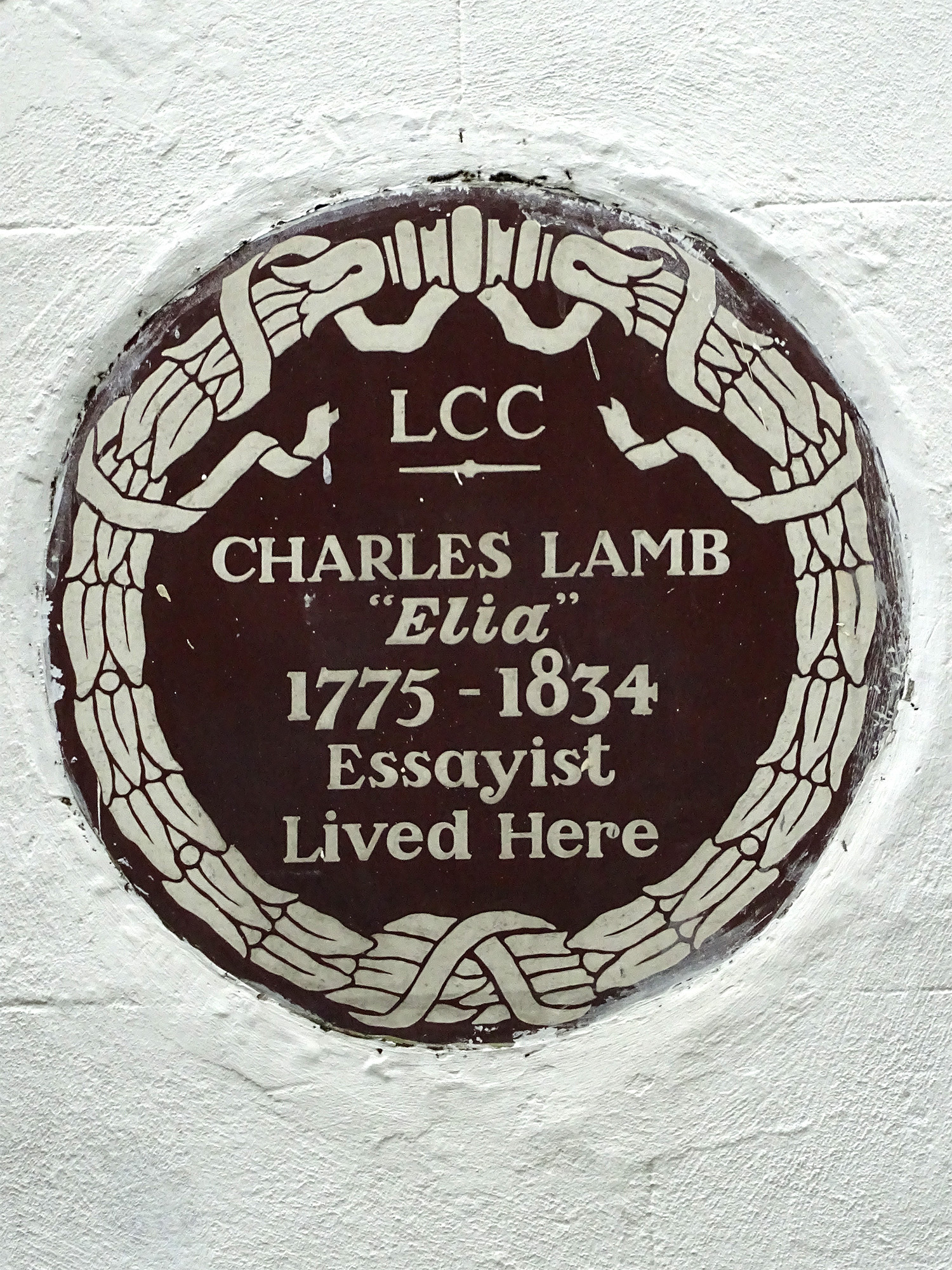 charles lamb essays of elia old china summary Charles lamb (10 february 1775 – 27 december 1834) was an english essayist, poet, and antiquarian, best known for his essays of elia and for the children's book tales from shakespeare.