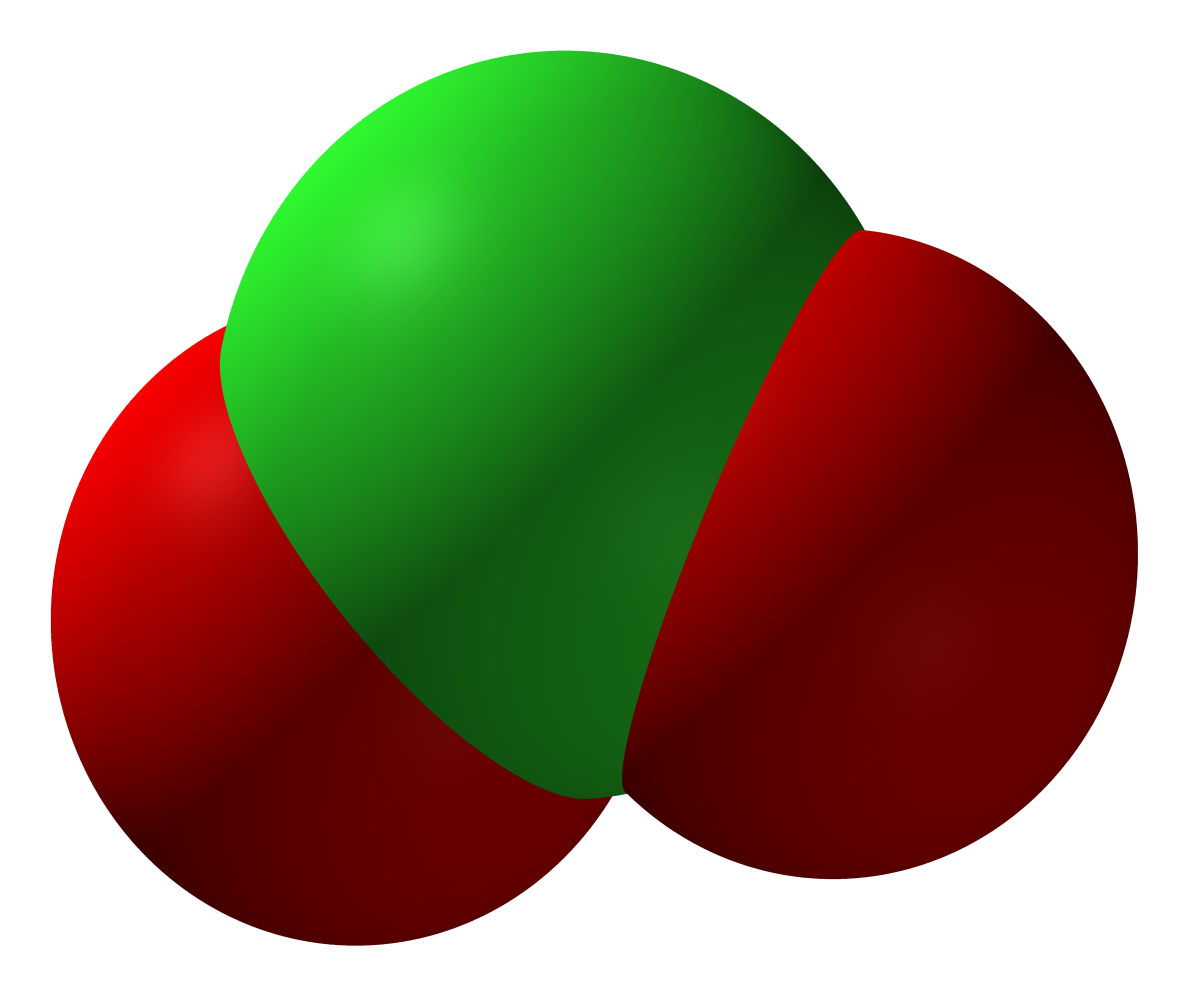 Filechlorine Dioxide From Xtal 3d Sfg Wikimedia Commons