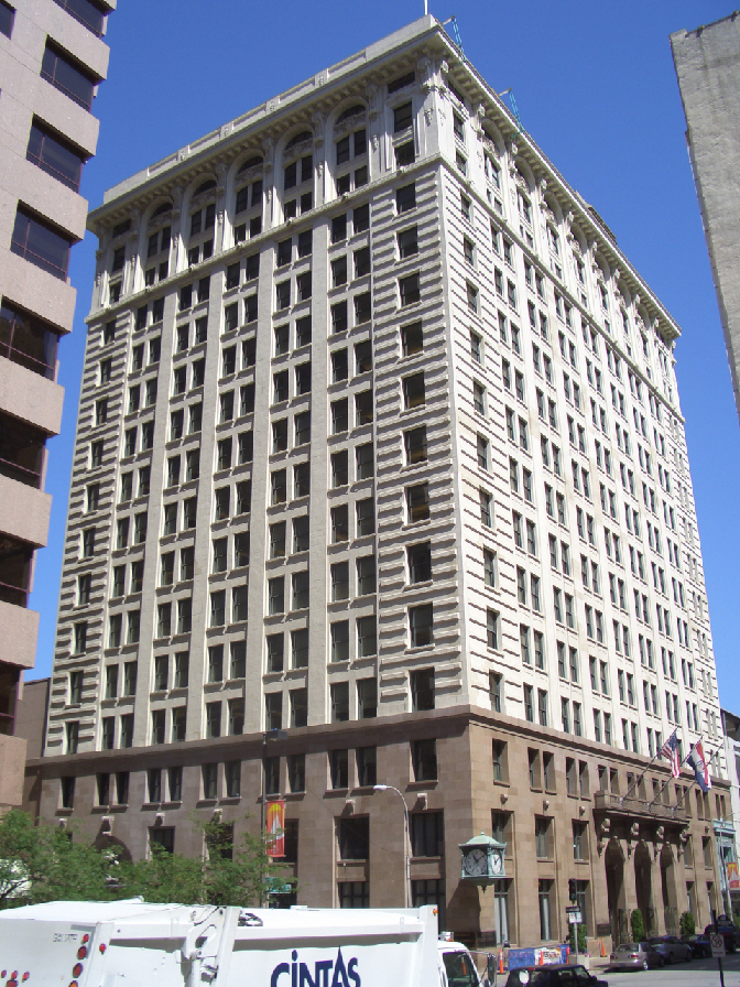 Commerce Trust Building Wikipedia
