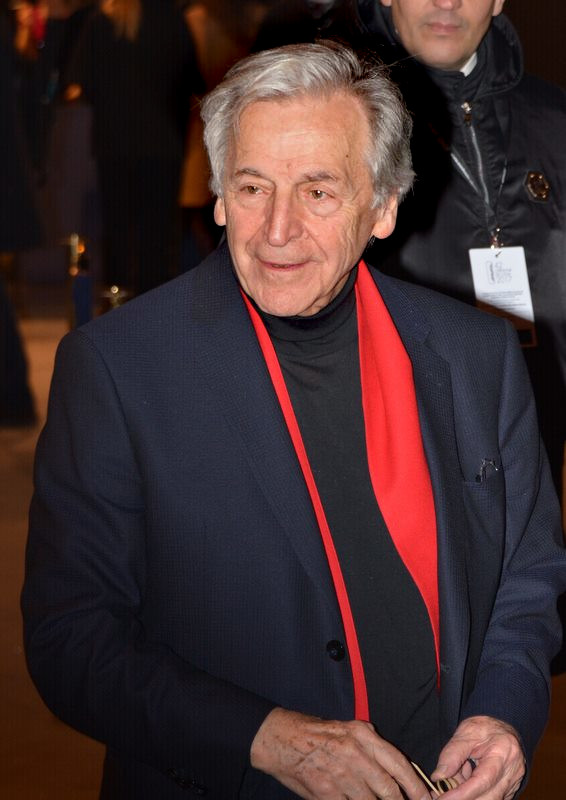 Costa-Gavras in 2017