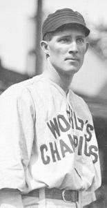 Major-league baseball player
