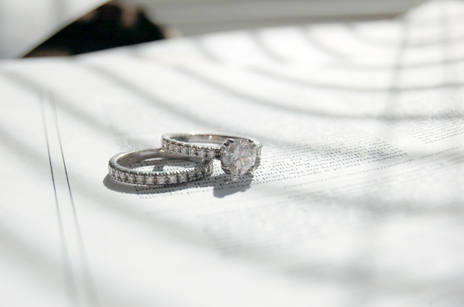 Pave Diamond Ring - What Is It?