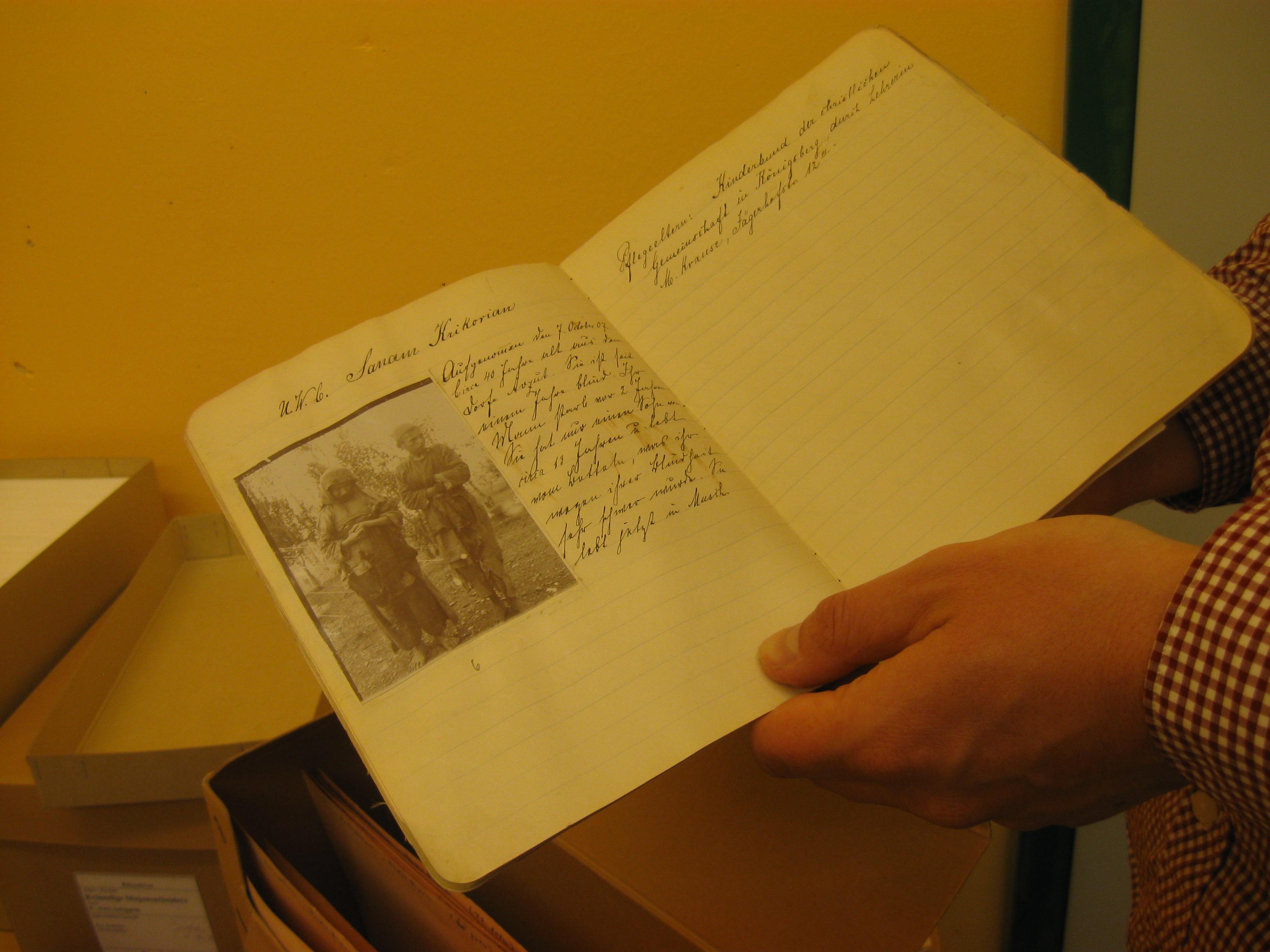 armenian genocide paper