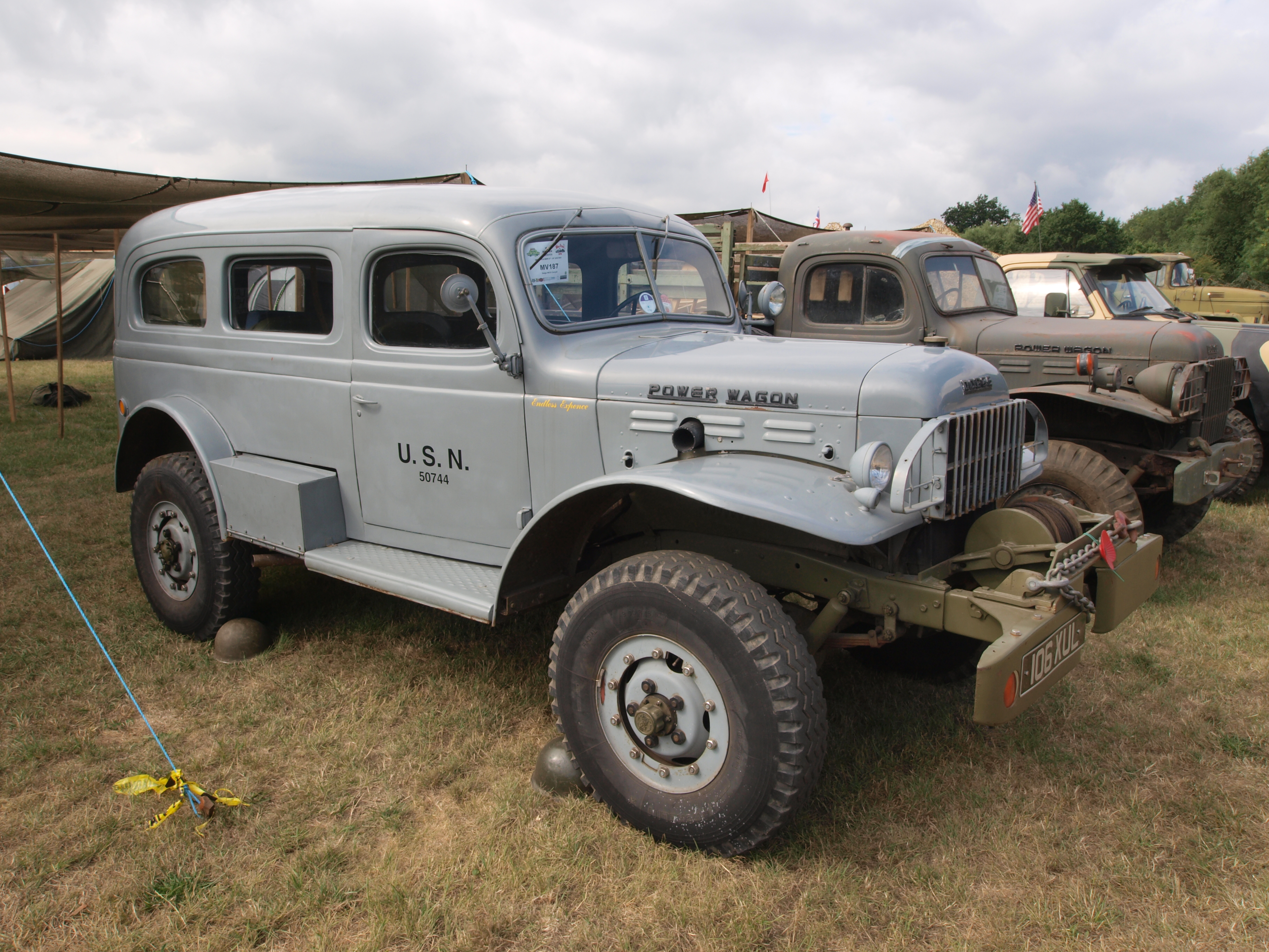 File Dodge W300M Power Wagon 1958 USA owner Dan Hodges JPG