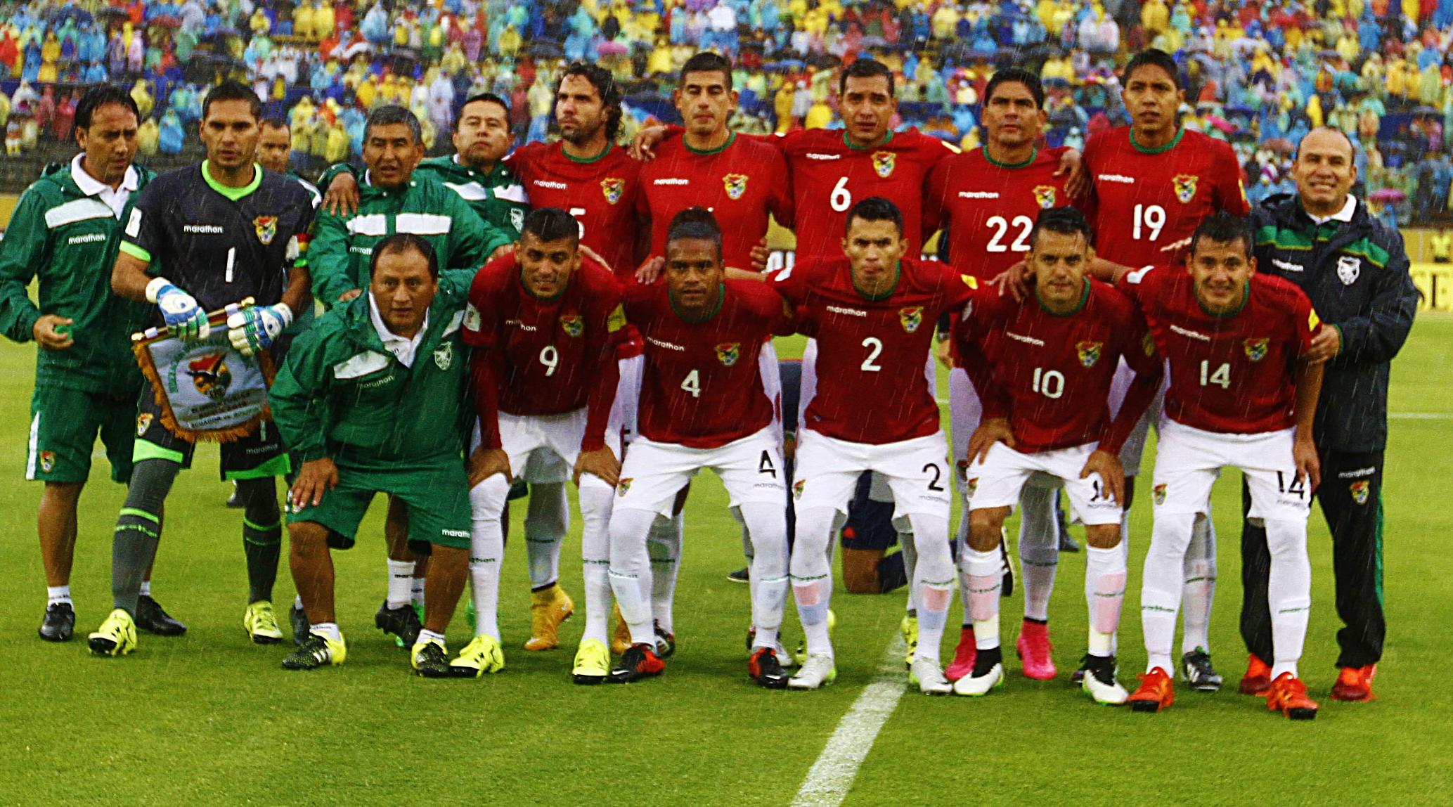 Bolivia national football team   Wikiwand