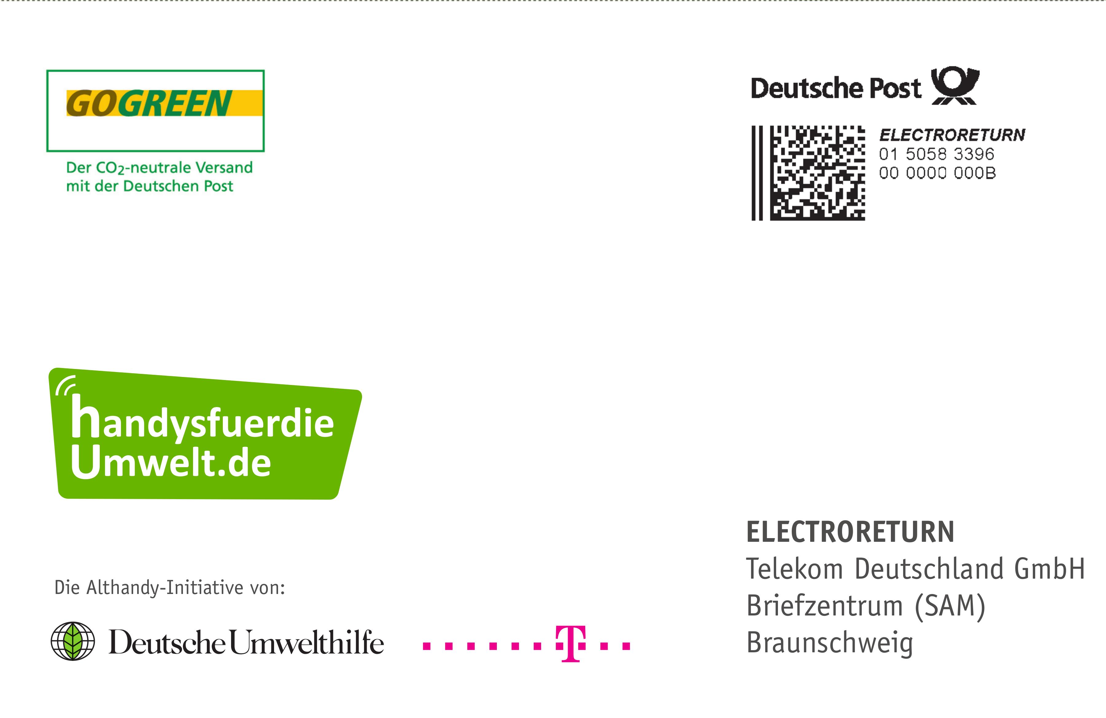File:Electroreturn Versandetikett Deutsche Post an Telekom ...