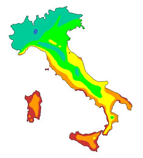 Eliofania wikipedia - Regioni italiane non bagnate dal mare ...