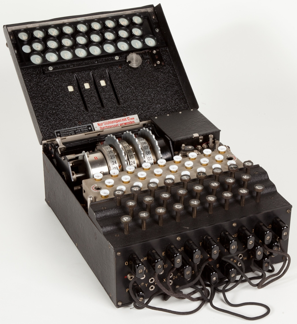 how to build an enigma machine