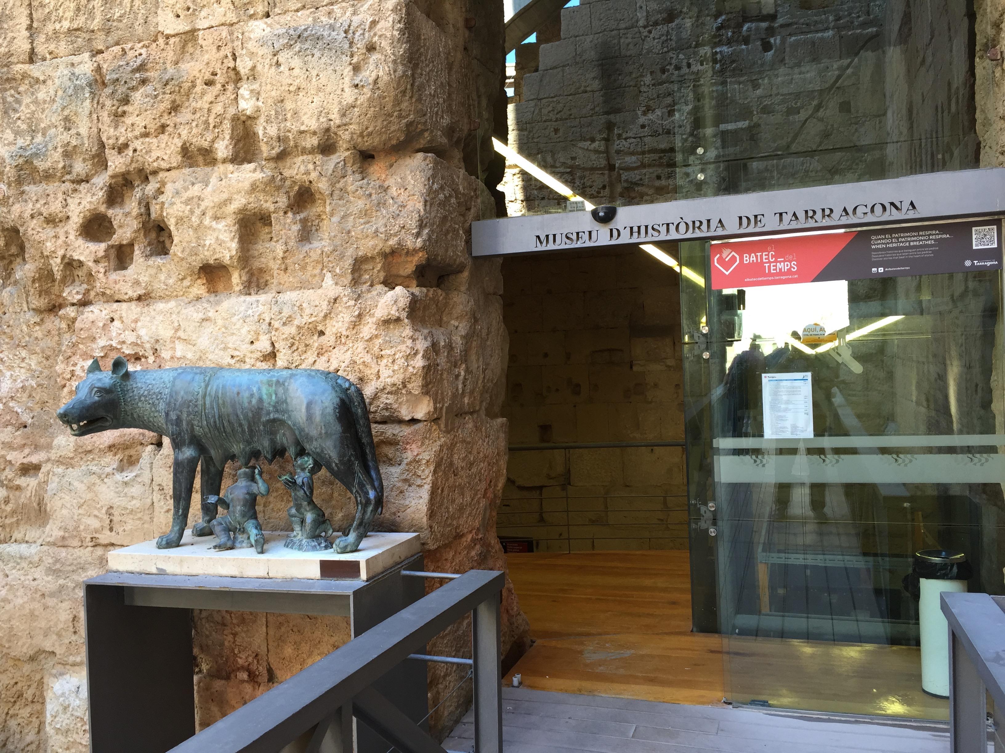 Museu d'Història de Tarragona - Viquipèdia, l'enciclopèdia lliure