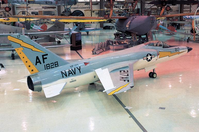 grumman f-11f - la estrella fugaz de la us navy - Taringa!