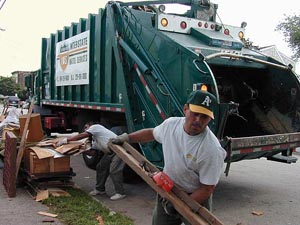 Waste hauler insurance services in Montclair, CA
