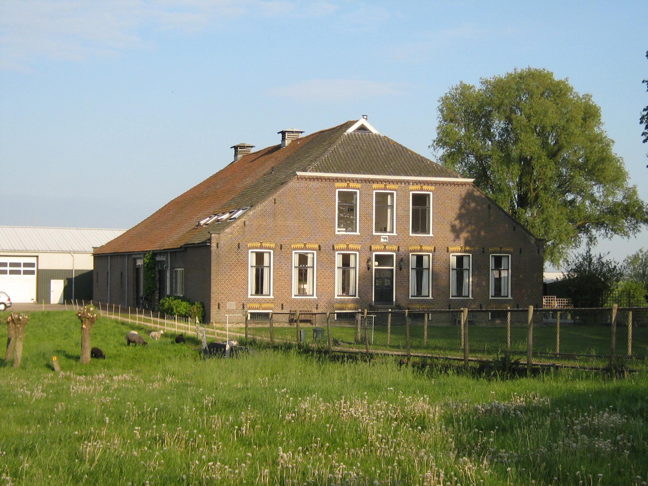 Bestand farm 96 bovenkerkerweg amstelveen Farm house netherlands