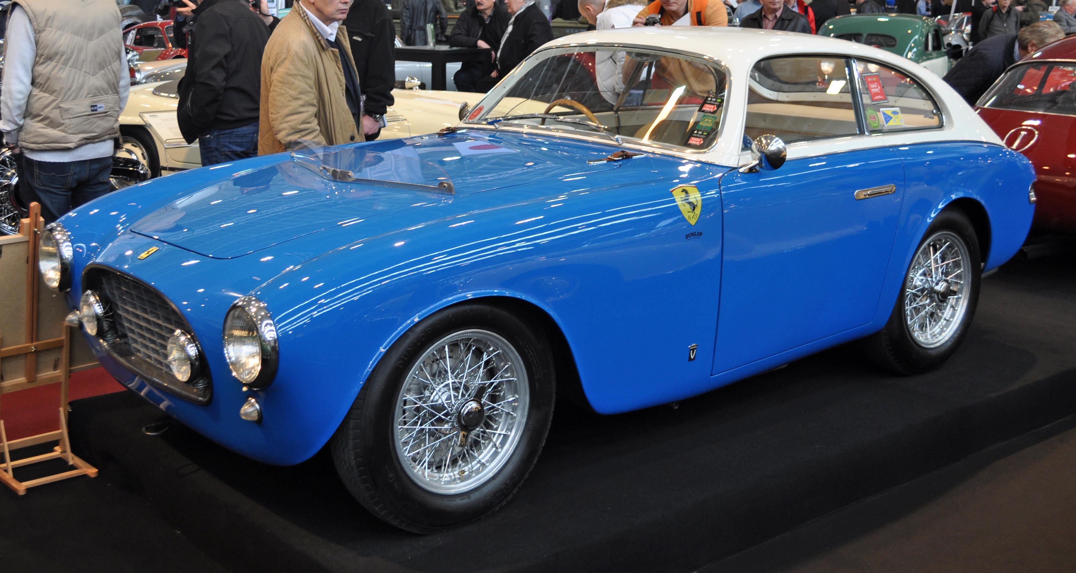 Ferrari 225 S Wikipedia