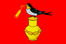 Flag of Izmalkovo rayon (Lipetsk oblast).png