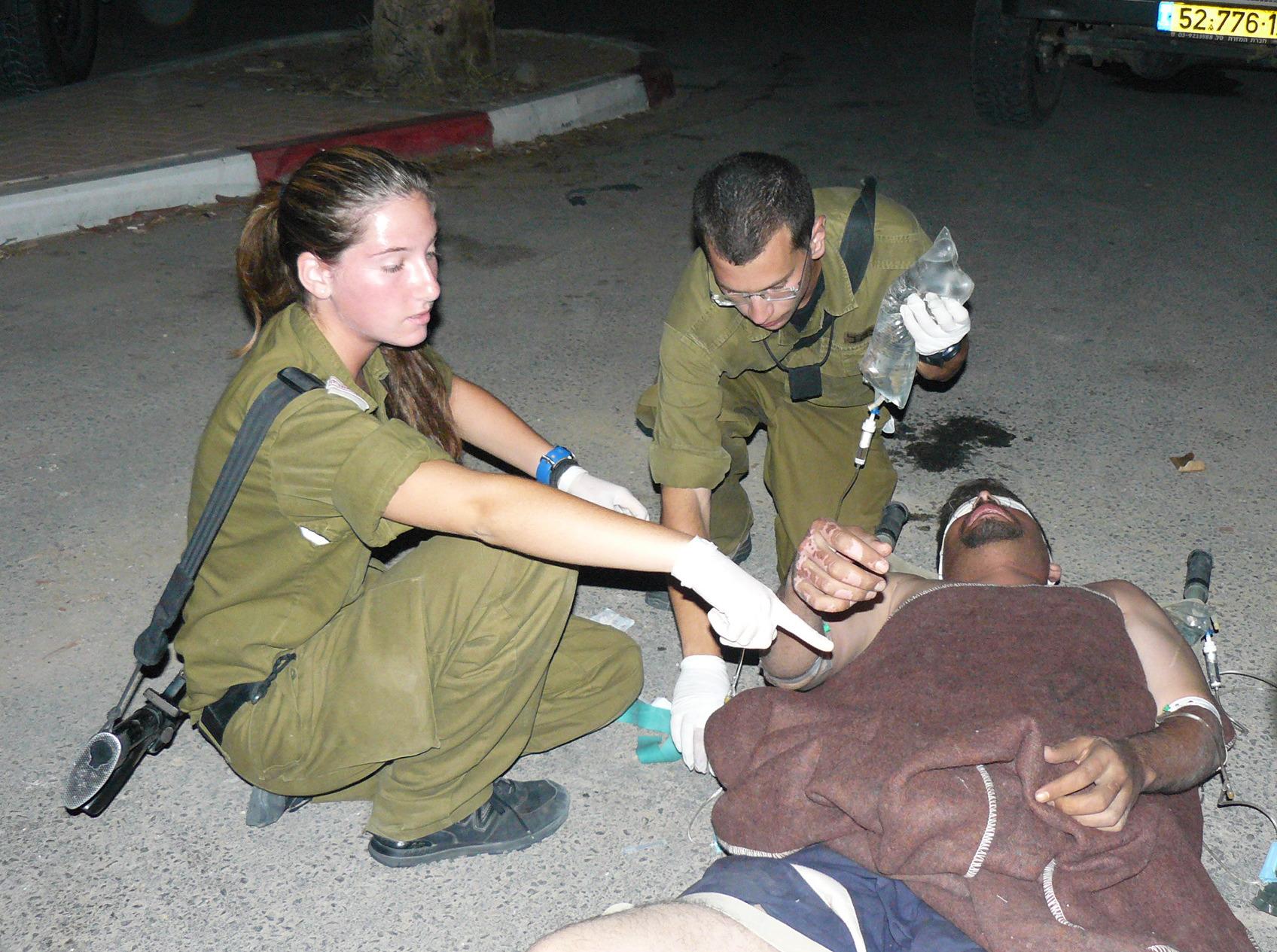 Flickr_-_Israel_Defense_Forces_-_IDF_Soldiers_Treats_Palestinian_Man.jpg