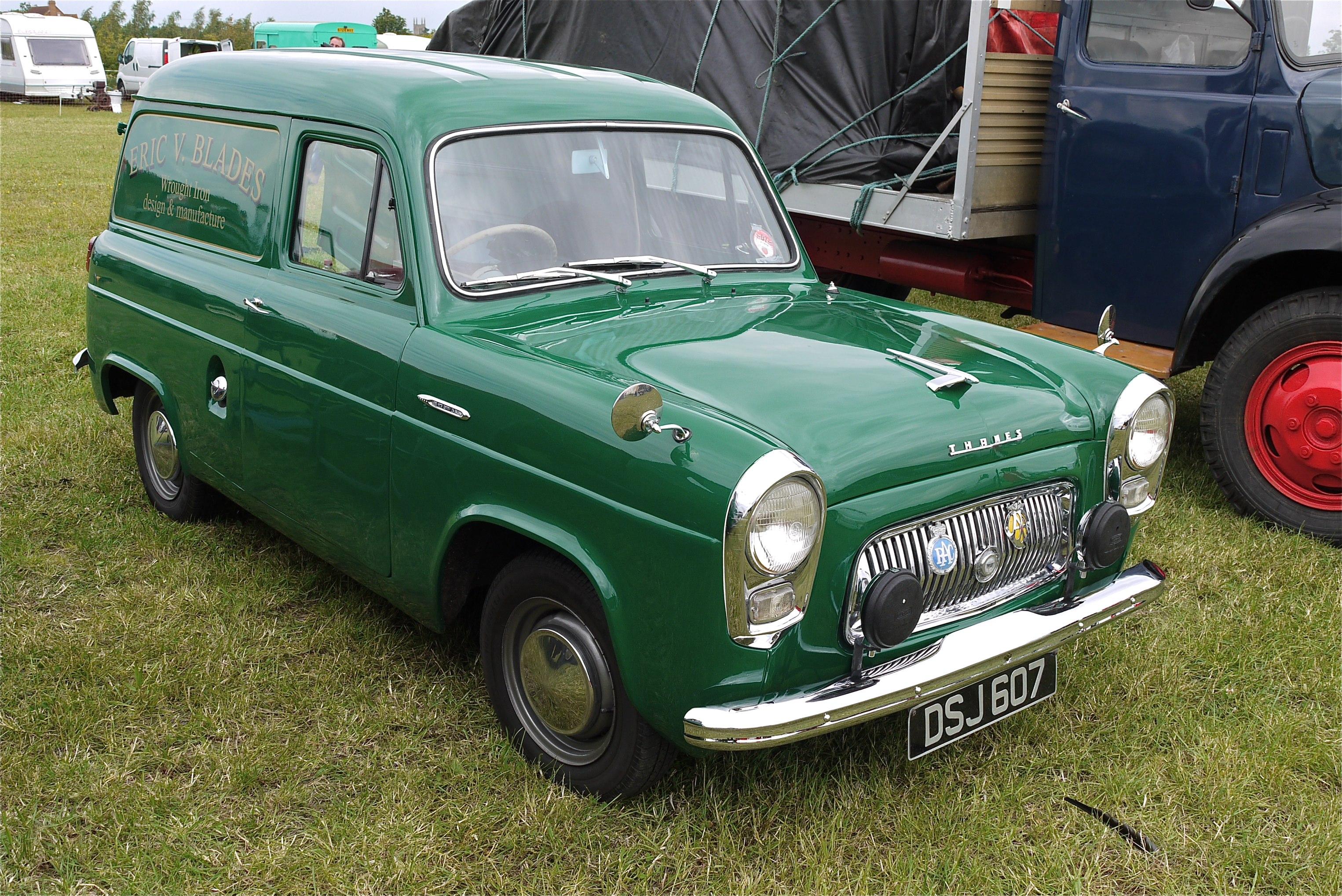 File:Ford Thames Van 1956 - Flickr - mick - Lumix.jpg