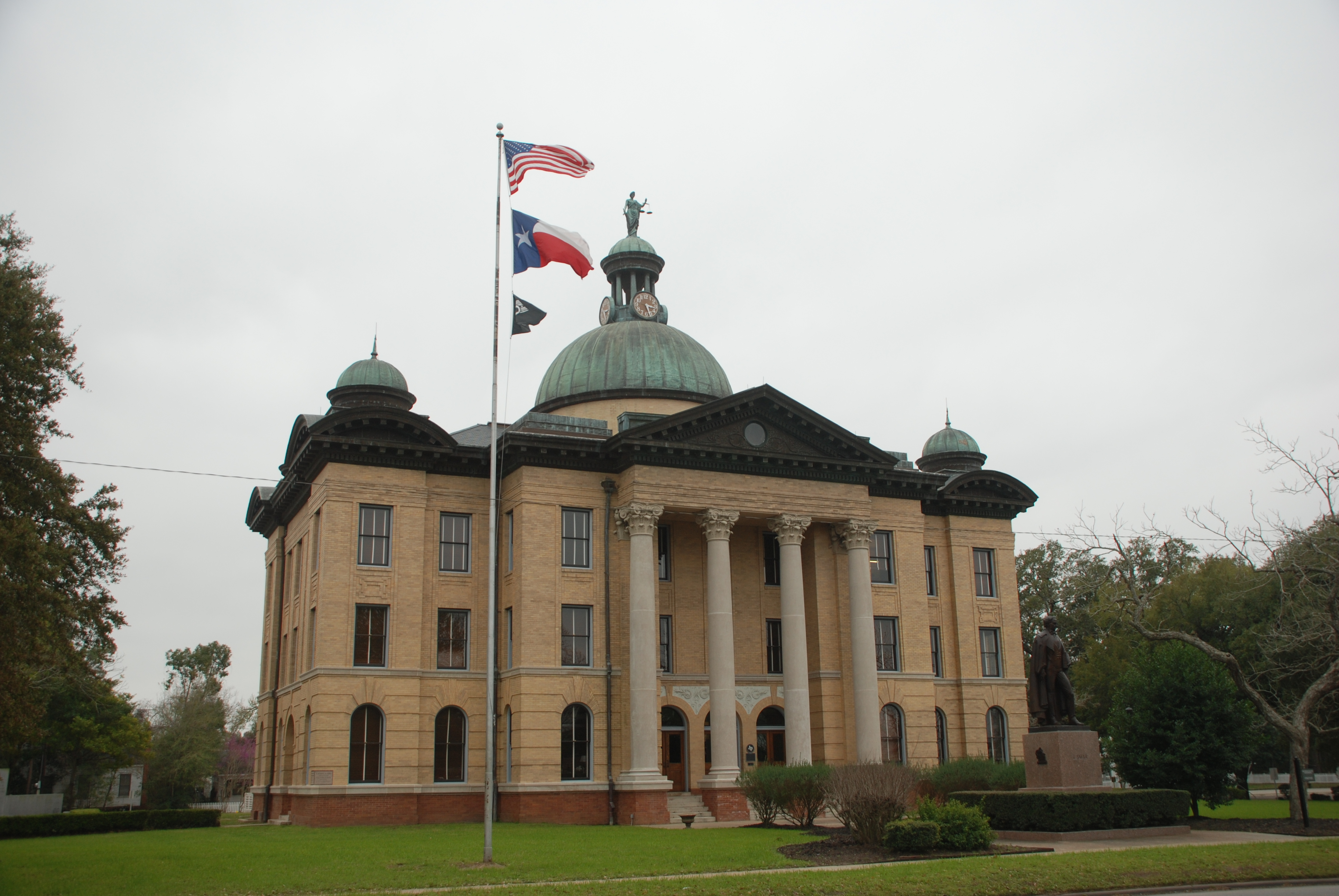 File:Fort Bend County Courthouse Richmond Texas DSC 6372 ...