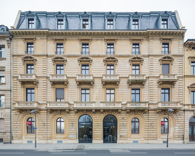 Baufirmen In Frankfurt file frankfurt am untermainkai 27 28 suedosten 20130405 jpg