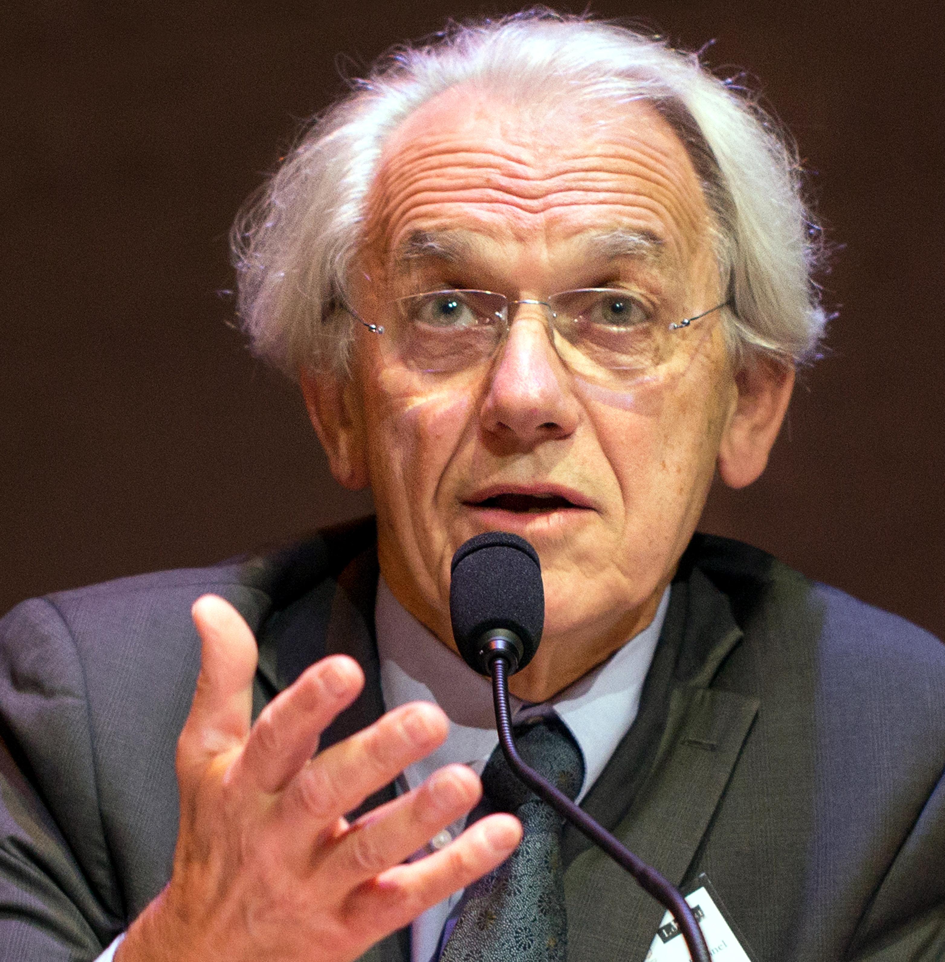 image of Gérard Mourou