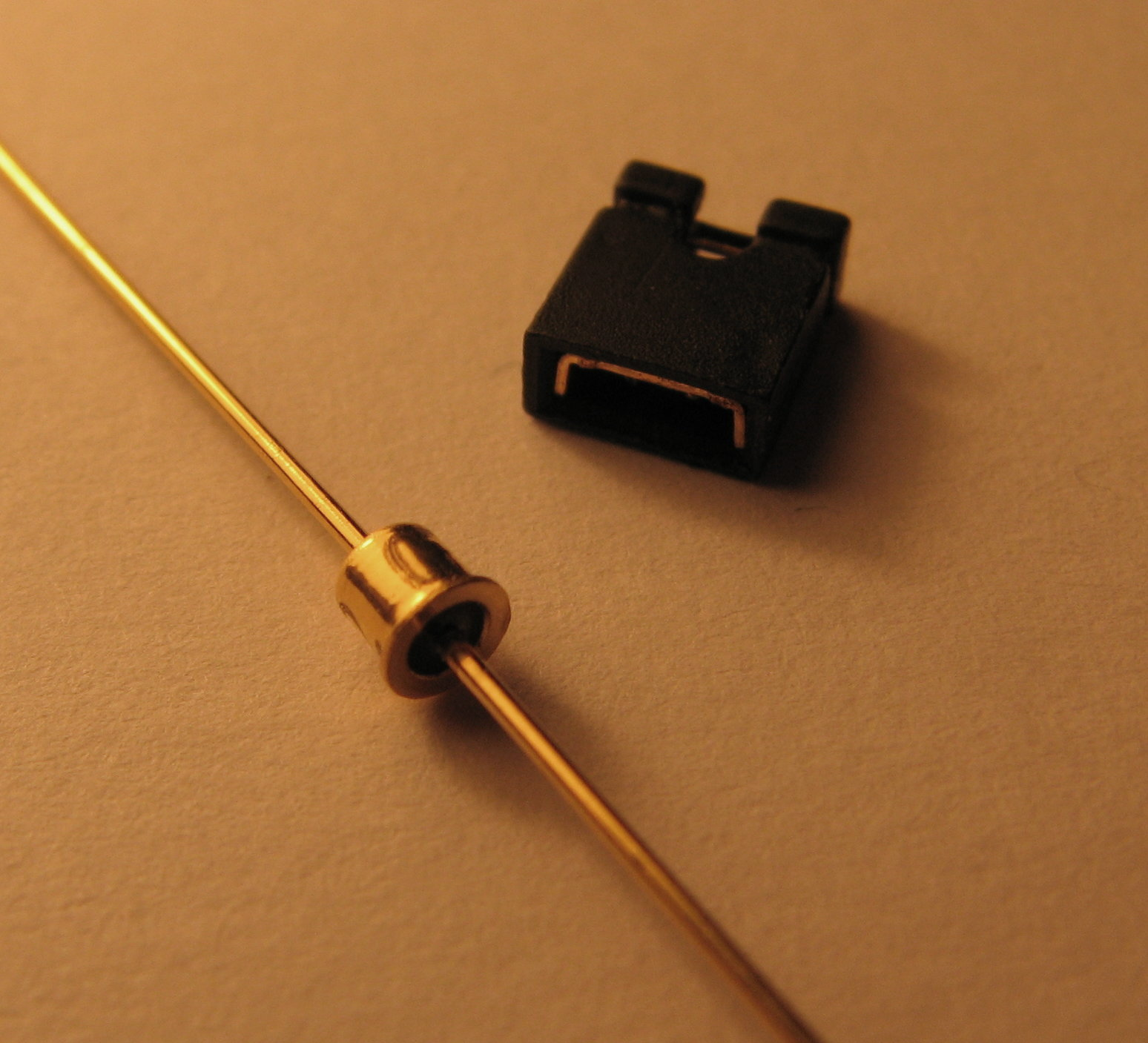 Tunnel Diode Wikiwand Wire Inductor Furthermore Metal Detector Circuit Schematic