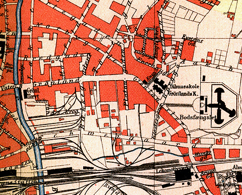 kart grønland oslo File:Grønland Oslo kart 1887.   Wikimedia Commons kart grønland oslo