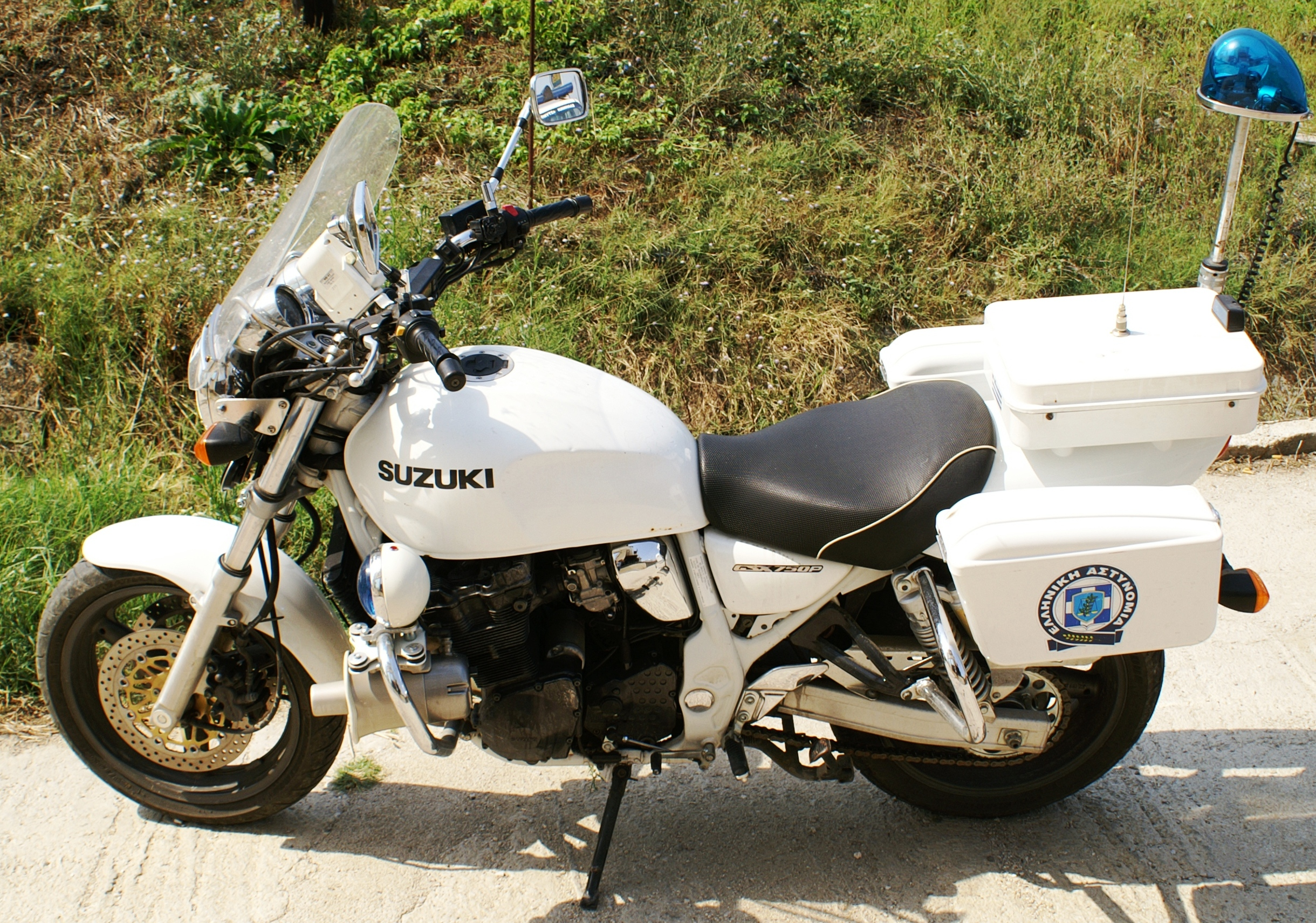 Suzuki Motorcycle Charger