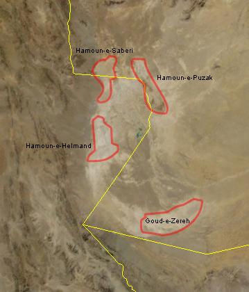 Hamun-i-Helmand