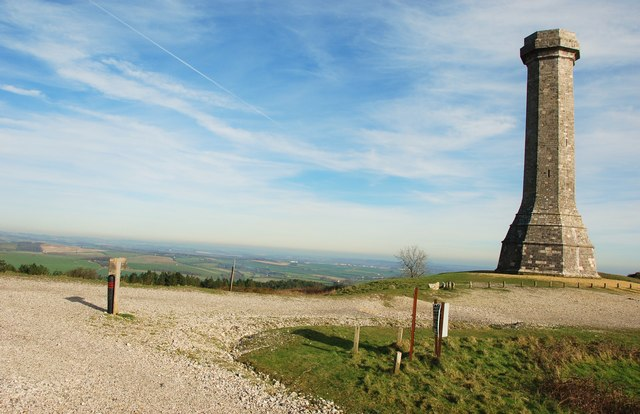 Hardy's Monument - geograph.org.uk - 1538336