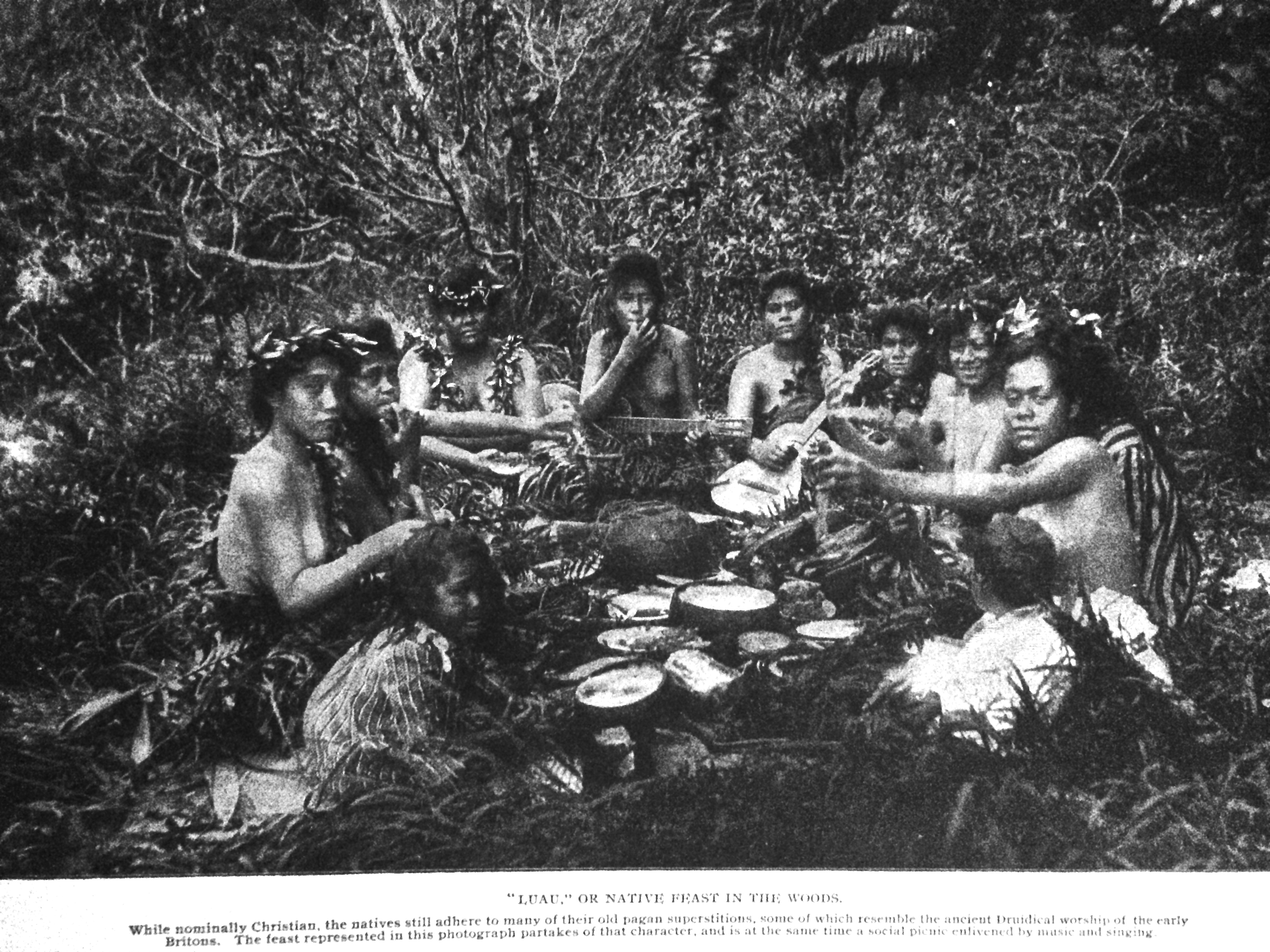 File:Hawaii Luau from 1899.jpg