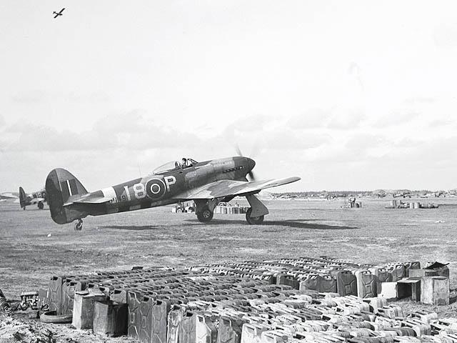 Hawker Typhoon Military Wiki