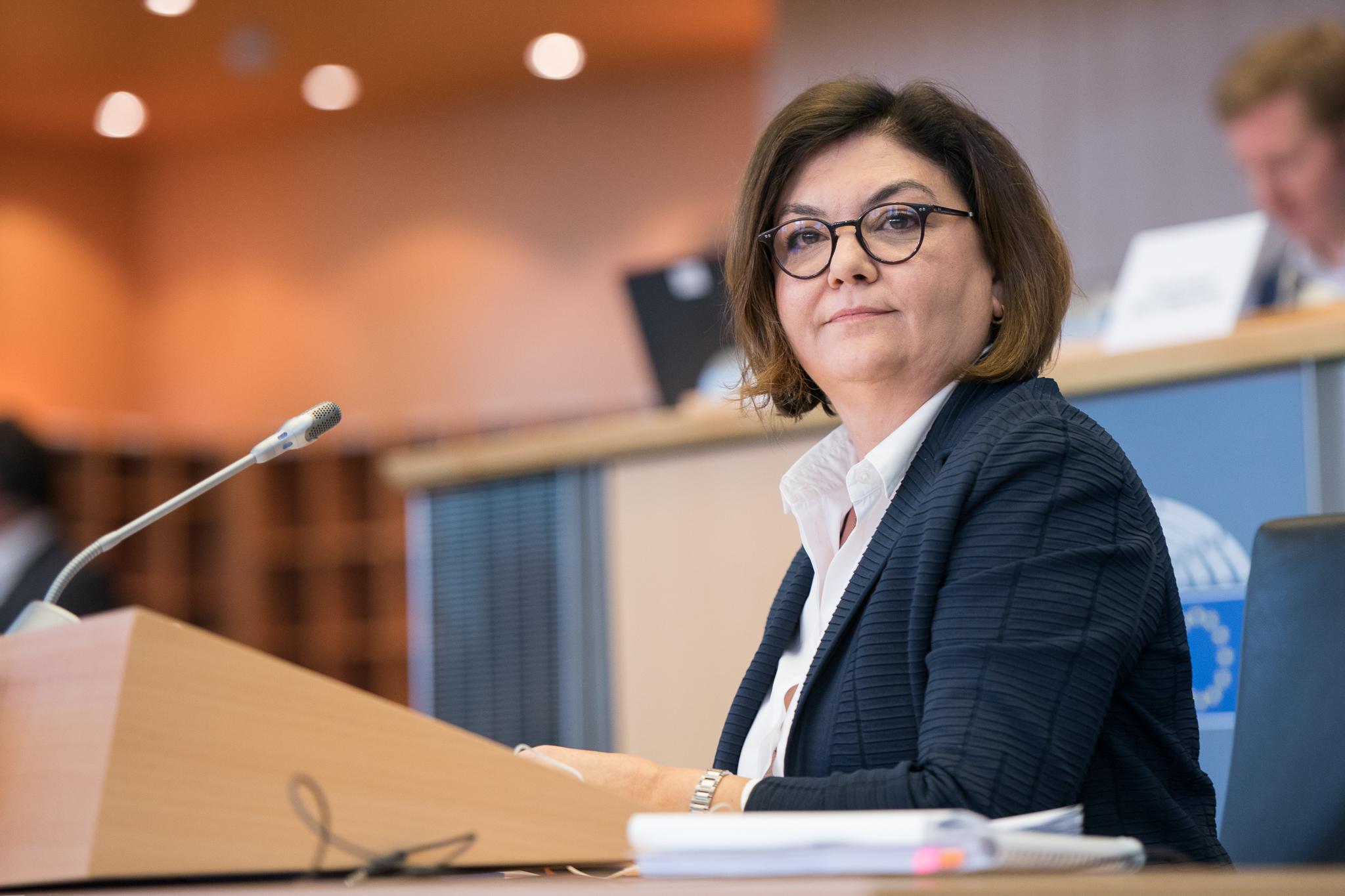 File:Hearing of Adina-Ioana Vălean (Romania)- Commissioner ...