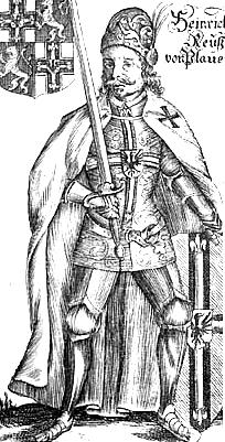 Heinrich V von Plauen