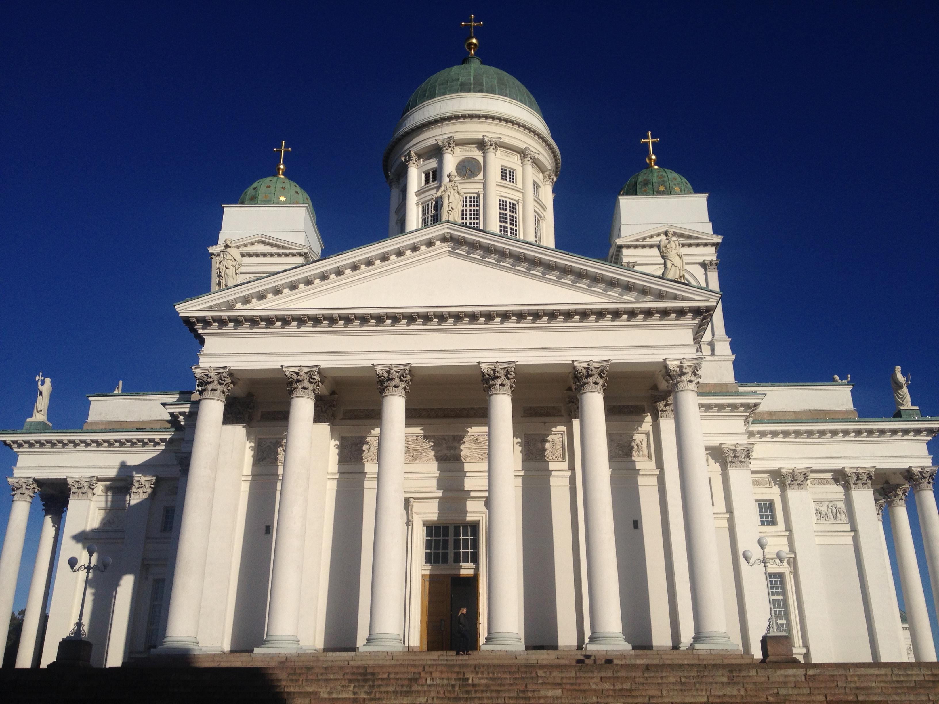 Helsinki Cathedral on 28th September 2014 2.jpg
