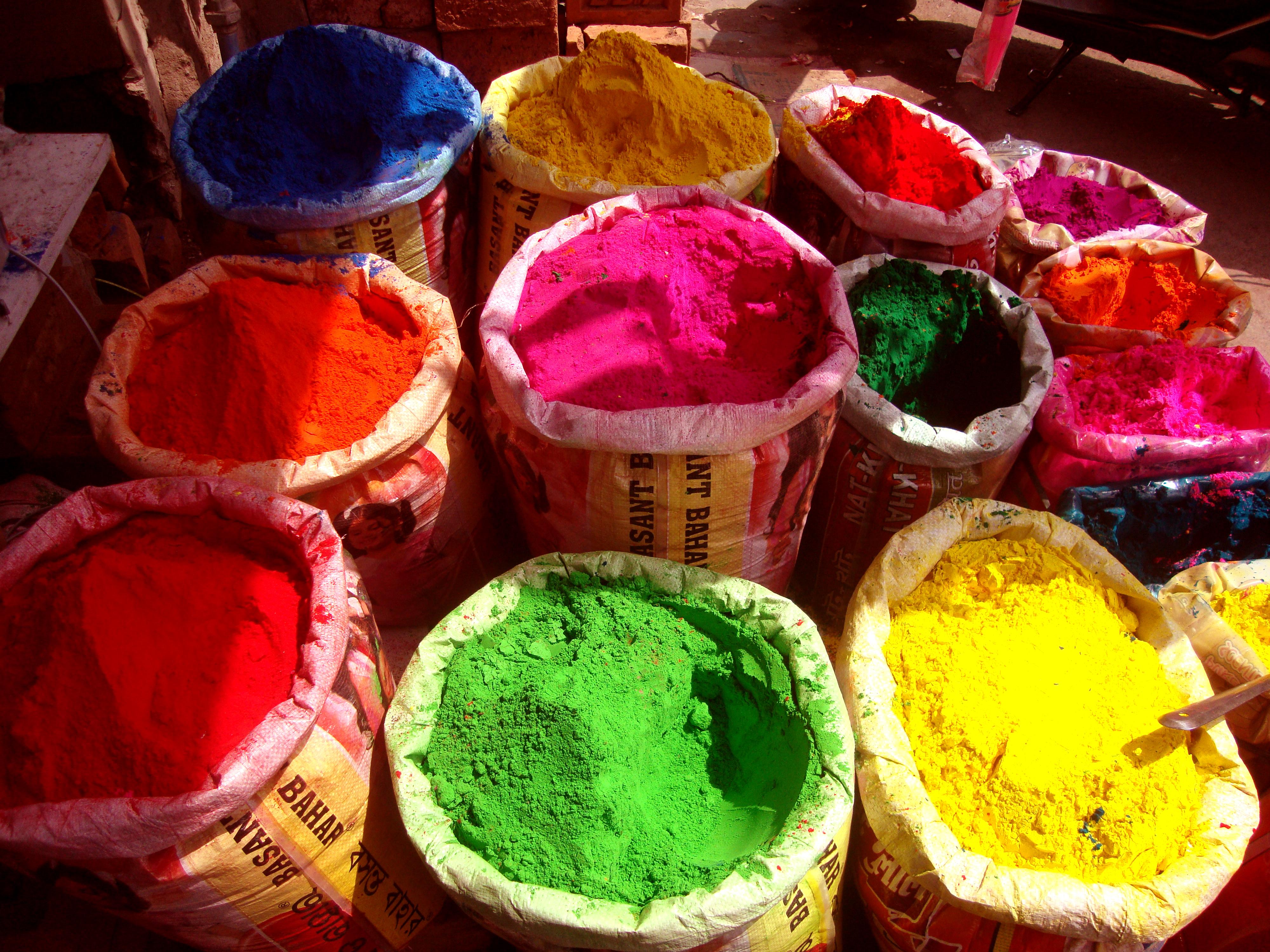 Indian holi festival of colour to take place across scotland stv