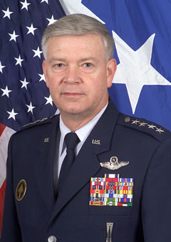General Charles R. Holland
