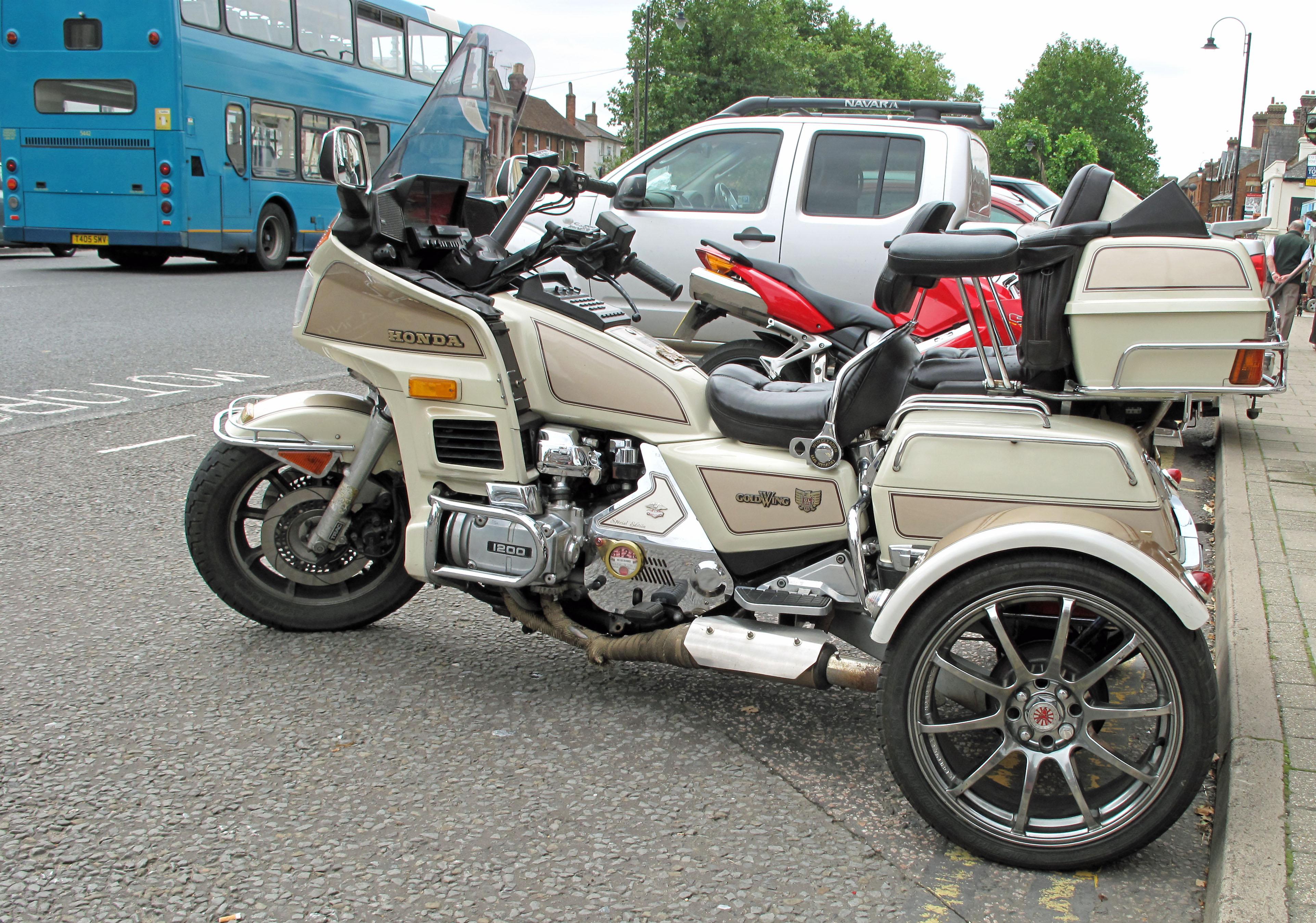 to rev photos trike goldwing revdynamics by flickr m dynamics b painted motor honda kit
