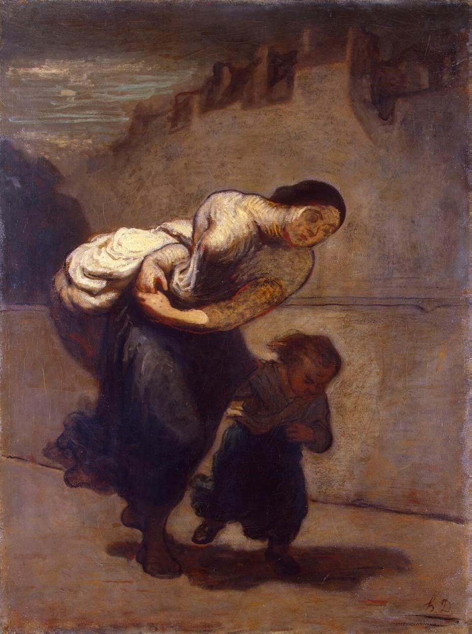 https://upload.wikimedia.org/wikipedia/commons/b/bd/Honor%C3%A9_Daumier_-_Burden_-_WGA5953.jpg