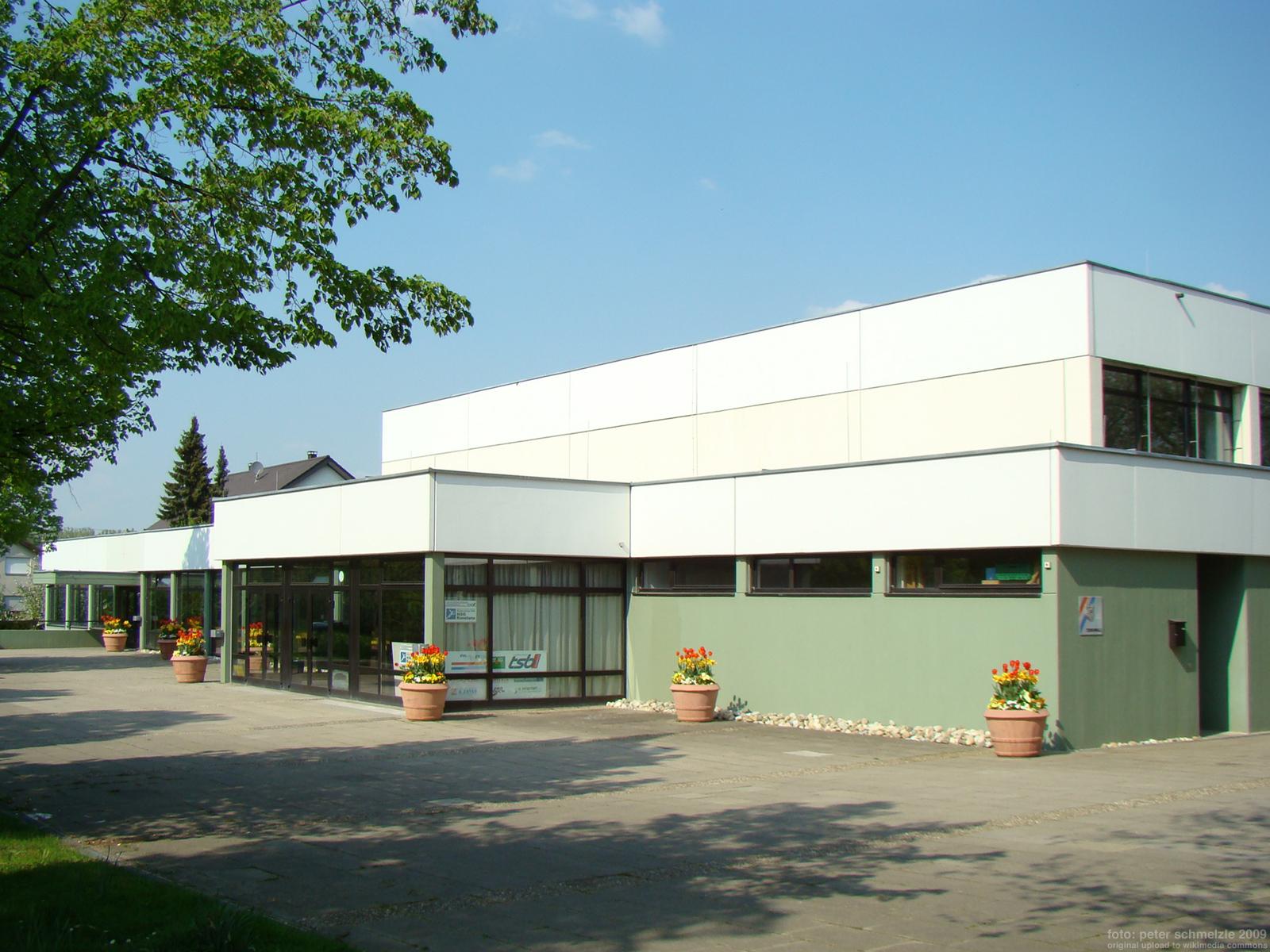 Bildergebnis für stauwehrhalle horkheim