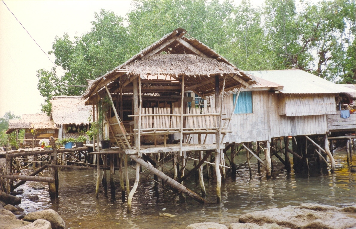 Filipino Houses http://commons.wikimedia.org/wiki/File:House_On_Camiguin_Island.jpg