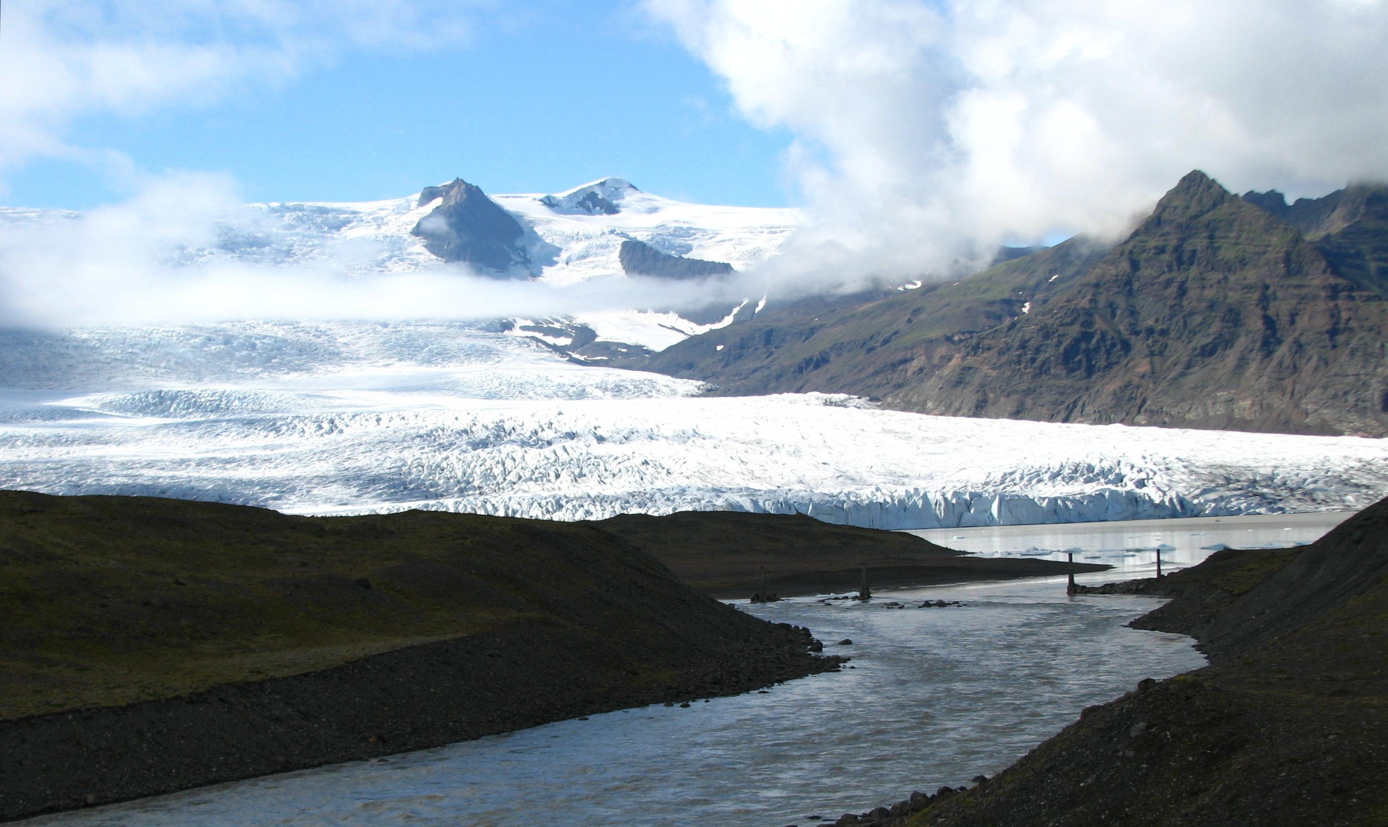 Image result for iceland glacier