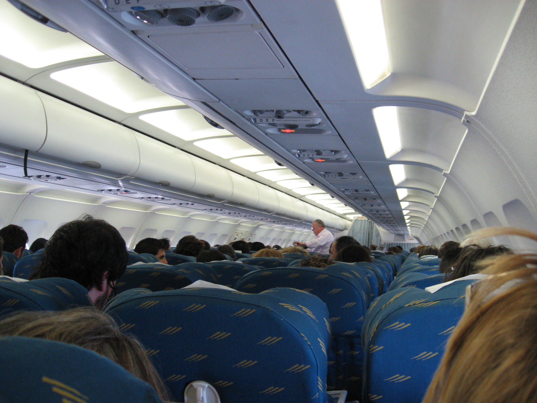 File Interior De Un Airbus A321 Jpg Wikimedia Commons