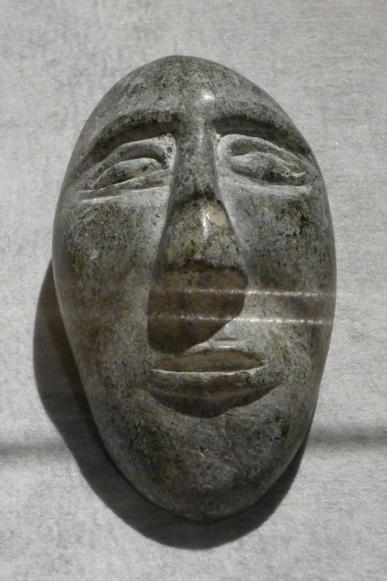 file inuit mask canada arctic museum jpg wikimedia commons