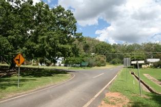 Irvinebank Town in Queensland, Australia