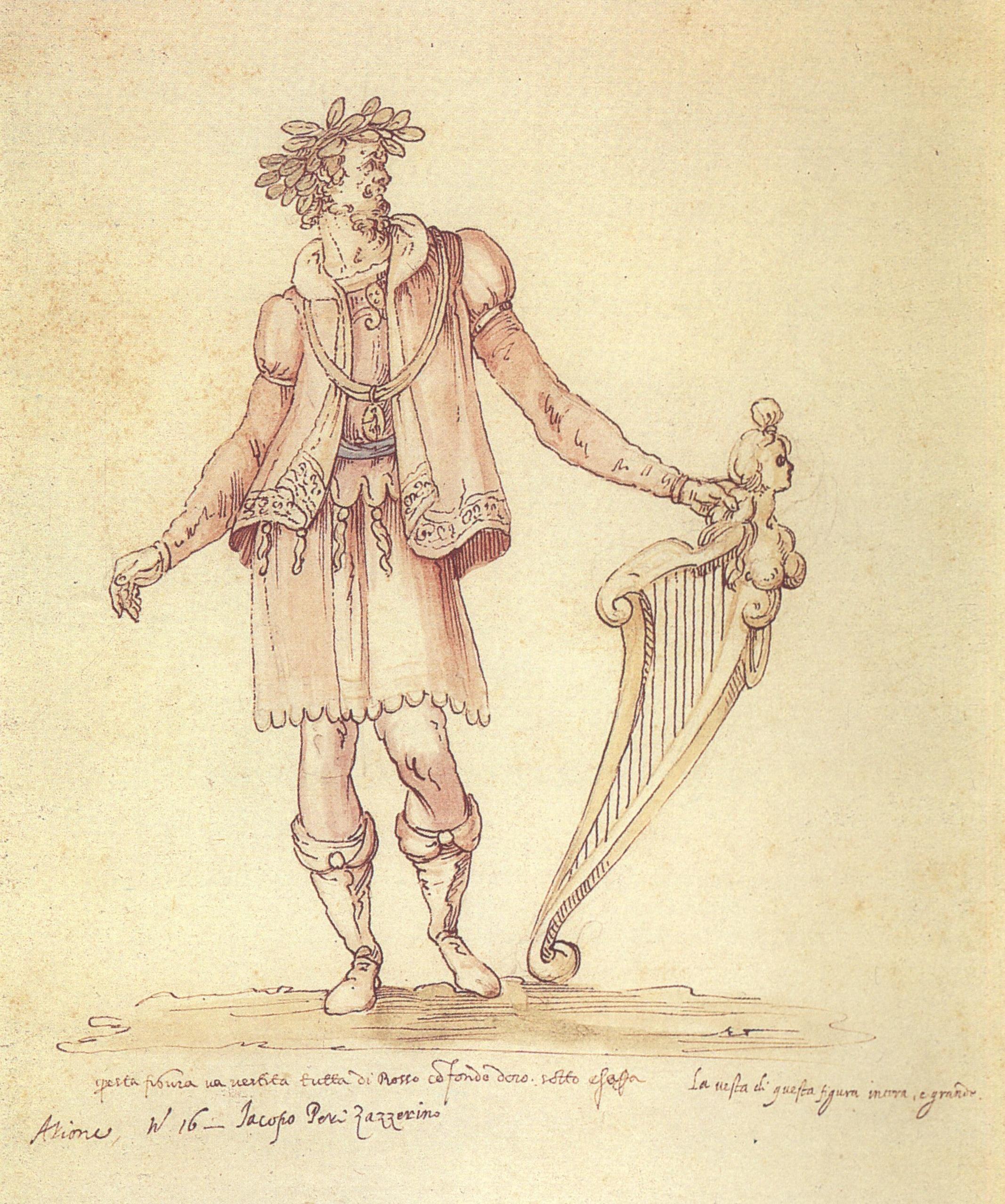 Пери. Эвридика