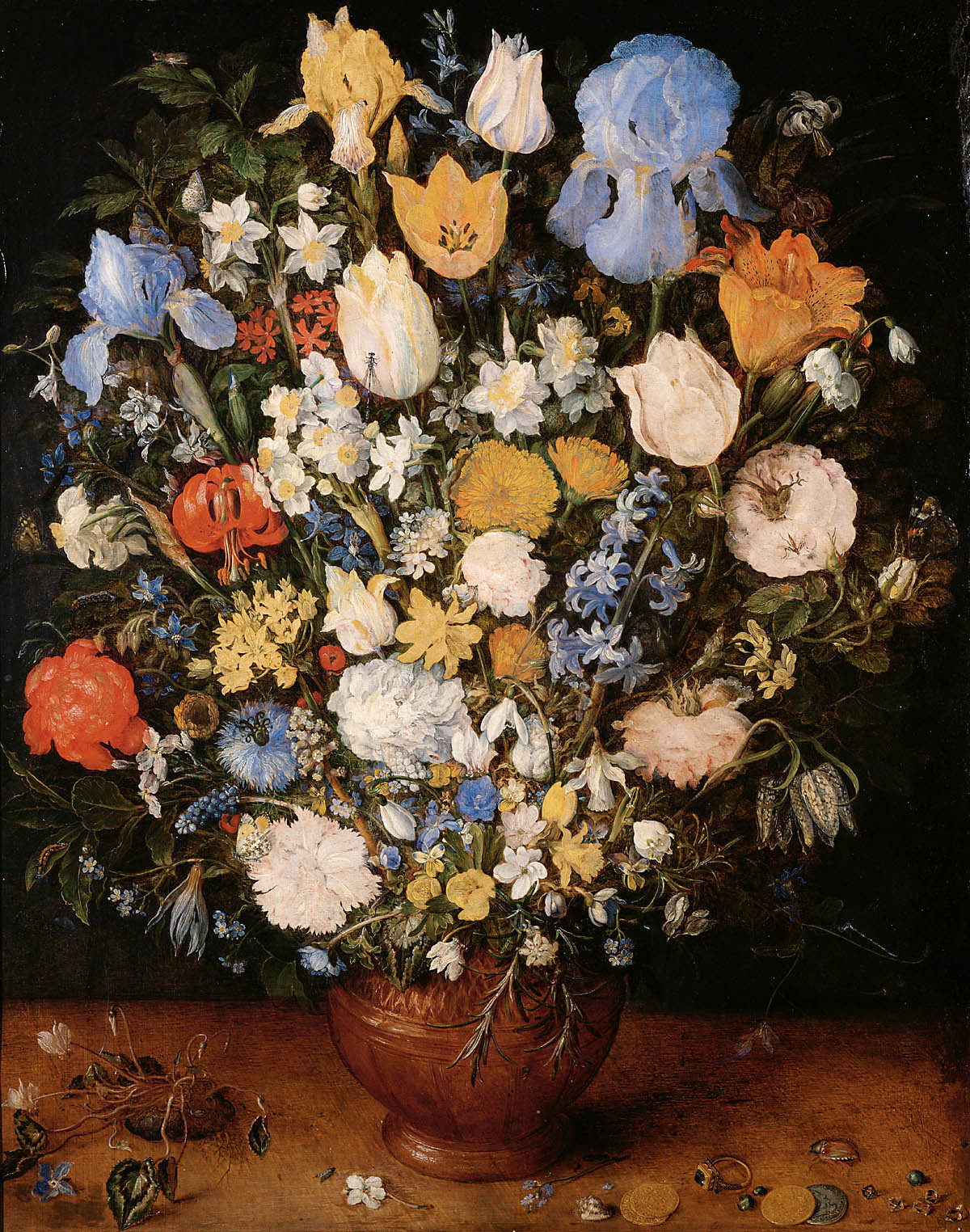 Filejan bruegel i bouquet of flowers in a ceramic vaseg filejan bruegel i bouquet of flowers in a ceramic vase izmirmasajfo