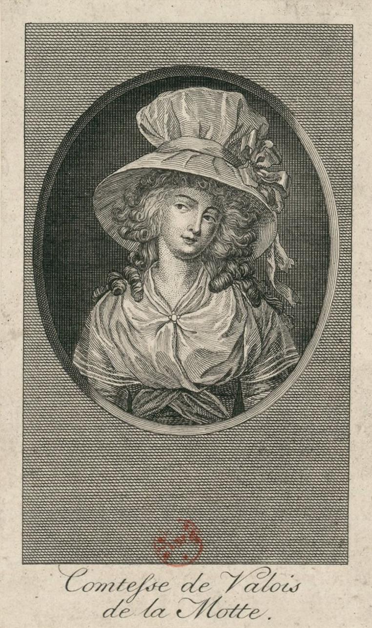 Жанна де Ламотт Валуа. Фото из Википедии