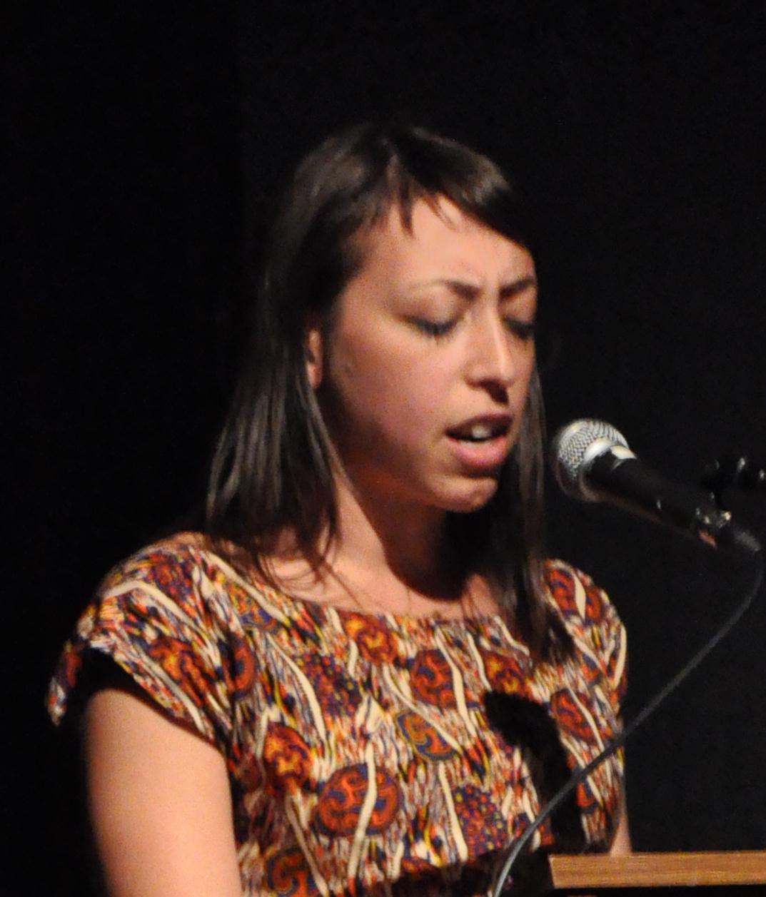 Jessica Grose in 2010