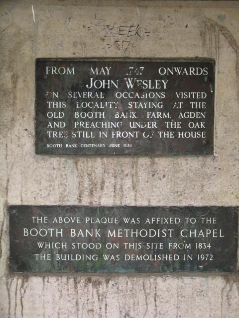 John wesley memorial plaques   geograph.org.uk   1337638