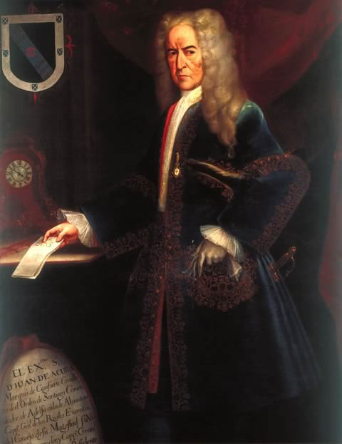Juan de Acuna, 2nd Marquis of Casa Fuerte
