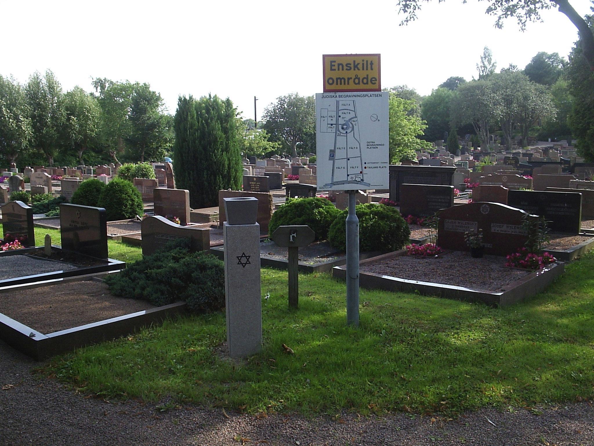 judiska kyrkogården göteborg